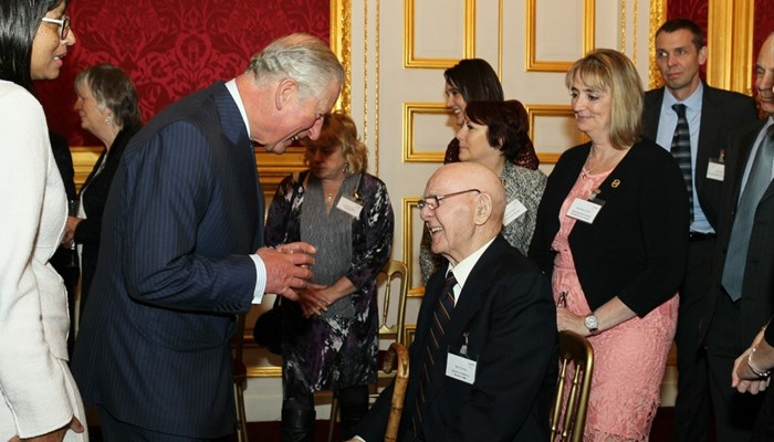 Prince Charles celebrates his birthday and patronage of Abbeyfield