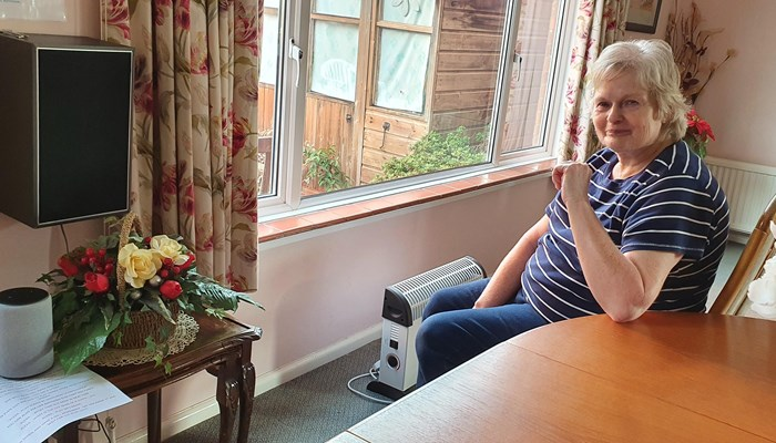Amazon Echo gives residents of Ivy House a new companion