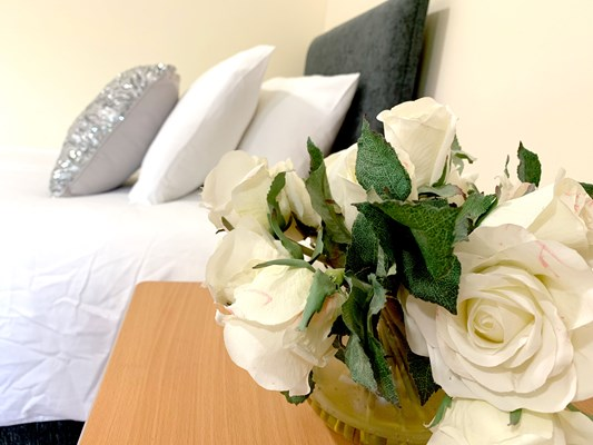 Flowers to brighten up your room