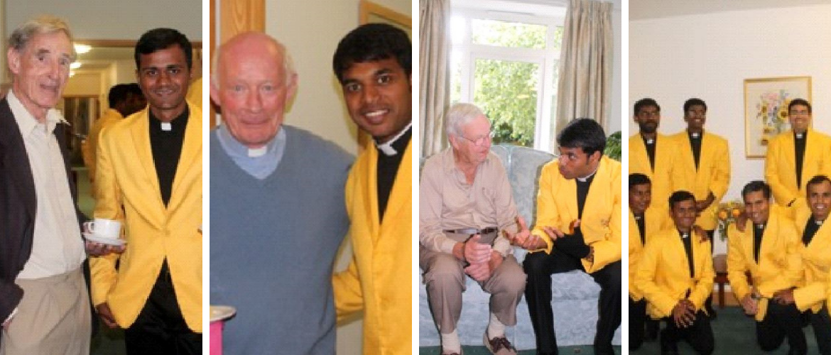 vatican cricket team visits the abbeyfield york society during uk tour