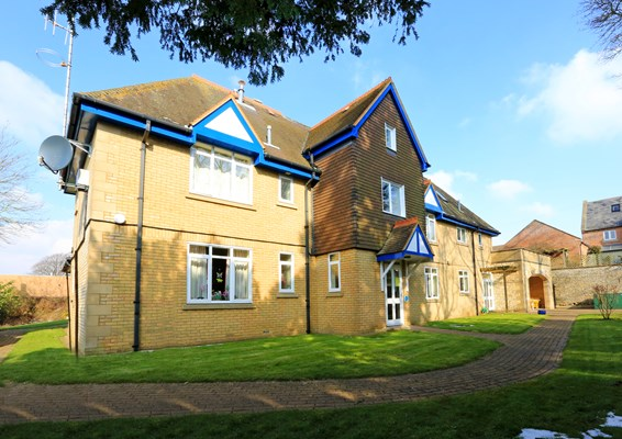Diana House offers supported housing to older people of Brackley