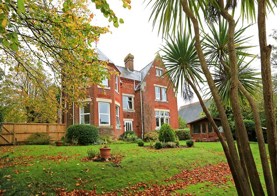 Autumn at Abbeyfield House