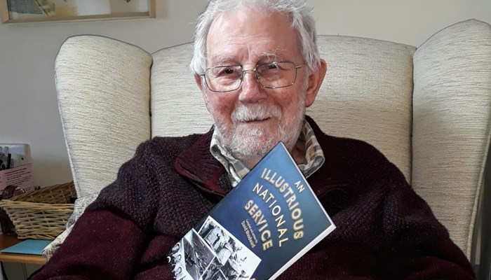 David's story of 'An Illustrious National Service'