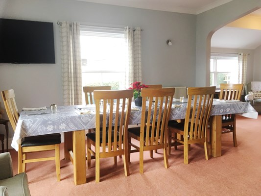 Dining Room At Duffield Court (1)